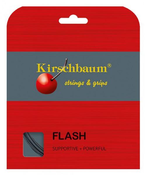 Kirschbaum Flash 1.25 schwarz