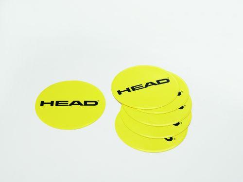 Head Zielmarkierungen (6 Stück)