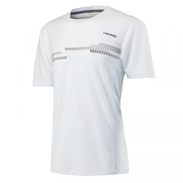 Head Club M Technical Shirt white/white -Auslaufartikel-