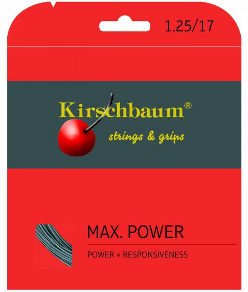 Kirschbaum Max Power 1.25