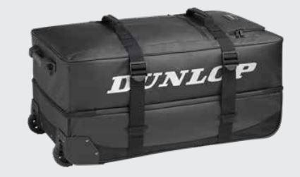 Dunlop Pro Wheelie Bag schwarz