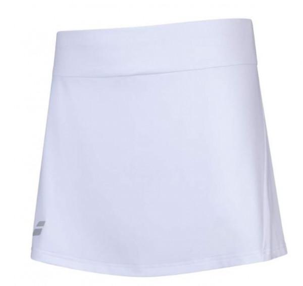 Babolat Play Skirt Women White/White