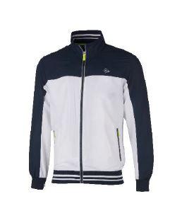Dunlop Men Tracksuit Jacket white/navy