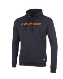 Dunlop Essentials Hooded Sweat navy