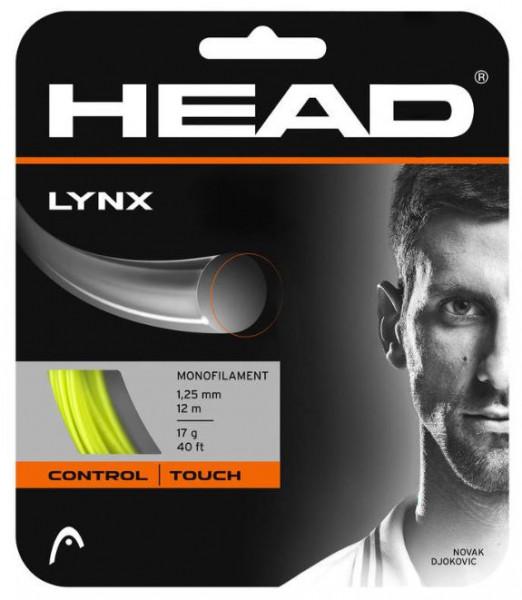 Head Lynx 1,25 gelb