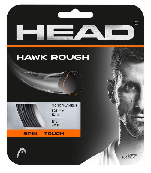 Head Hawk Rough 1.25 anthrazit