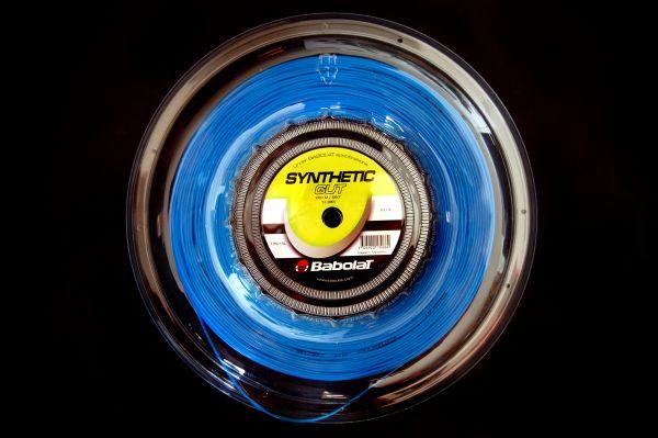 Babolat Synthetic Gut 15L blau -Auslaufartikel-