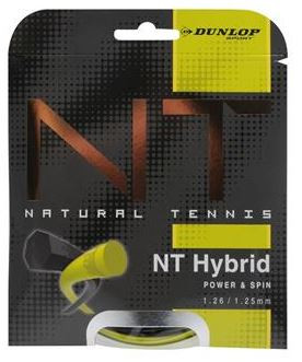 Dunlop Revolution NT 1.26/1.25 schwarz/gelb