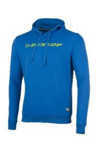 Dunlop Essentials Hooded Sweat bright blue