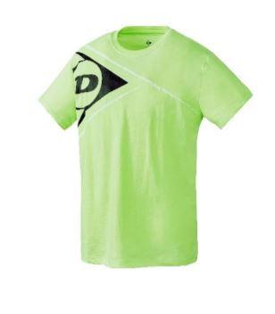 Dunlop CLUB TEE BIG D YELLOW