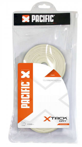 Pacific X-Tack Dry weiß 30er