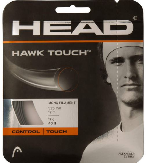 Head Hawk Touch 1.25 anthrazit