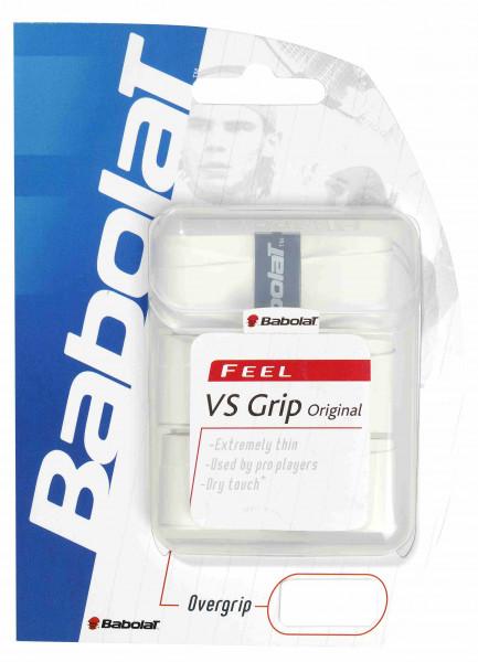 Babolat VS Grip Original x 3 weiß