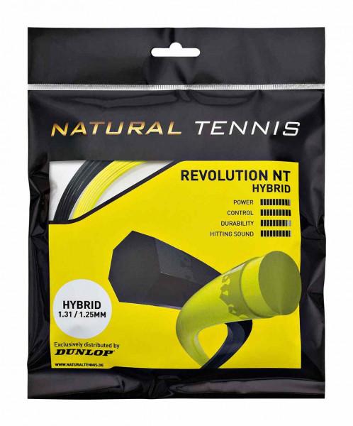 Dunlop Revolution NT 1.31/1.25 schwarz/gelb