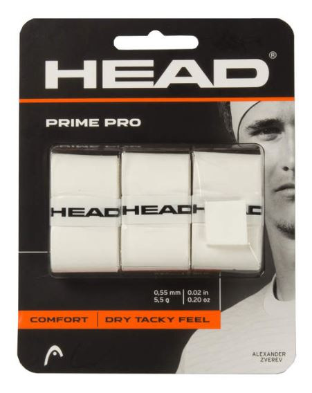 Head Prime Pro 3er - weiß