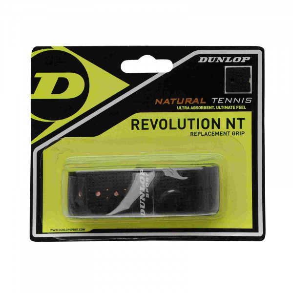 Dunlop REVOLUTION NT Replacement Grip schwarz