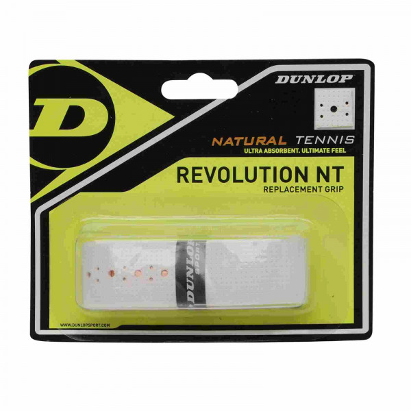 Dunlop REVOLUTION NT Replacement Grip weiß