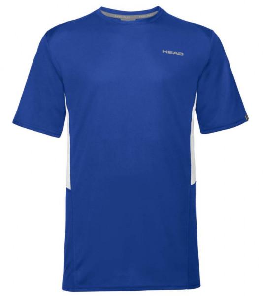 Head Club Tech T-Shirt royal