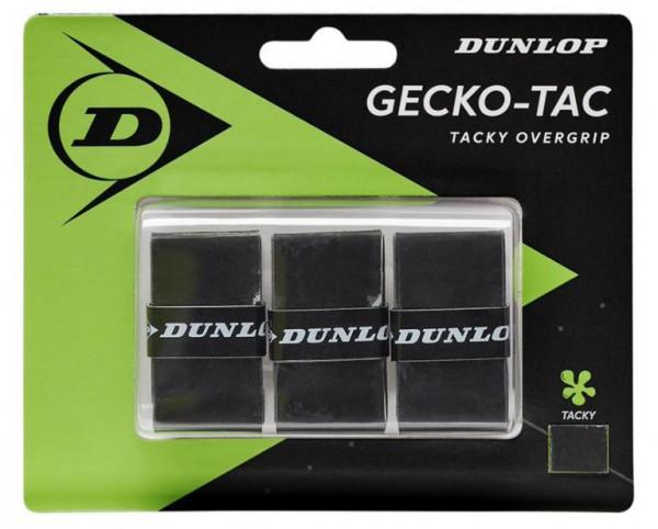 Dunlop Gecko-Tac Overgrip schwarz