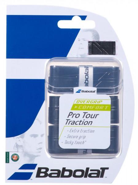 Babolat Pro Tour Traction x 3 schwarz -Auslaufartikel-