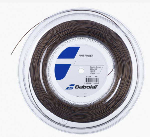 Babolat RPM Power 1.25 electric brown