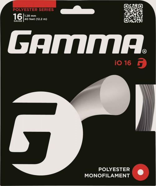 Gamma iO 17 schwarz