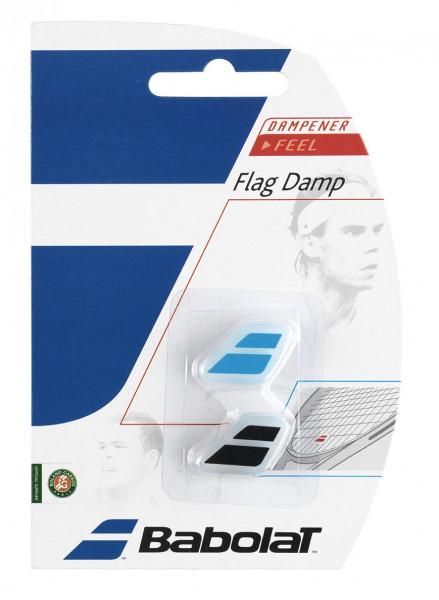 Babolat Flag Damp black/blue 2er