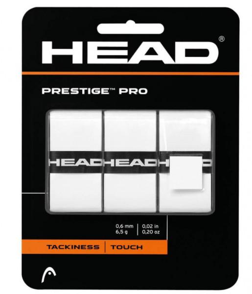 Head Prestige Pro x 3 weiß