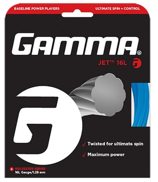 Gamma Jet 17 blau