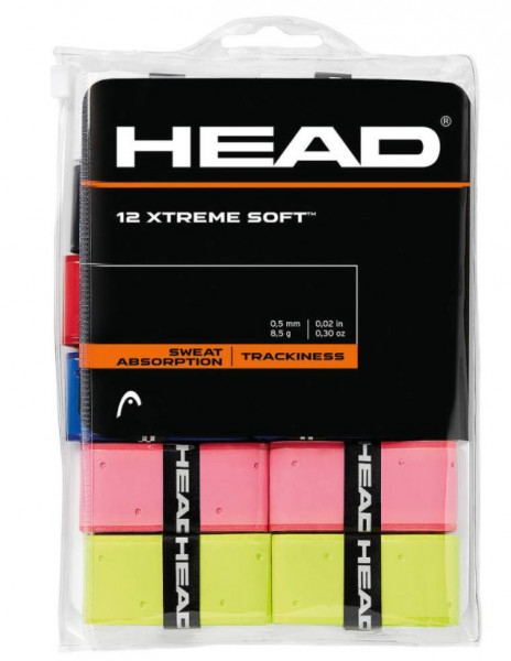Head Xtreme Soft 12er mix