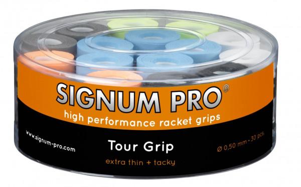 Signum Pro Tour Grip x 30 sortiert