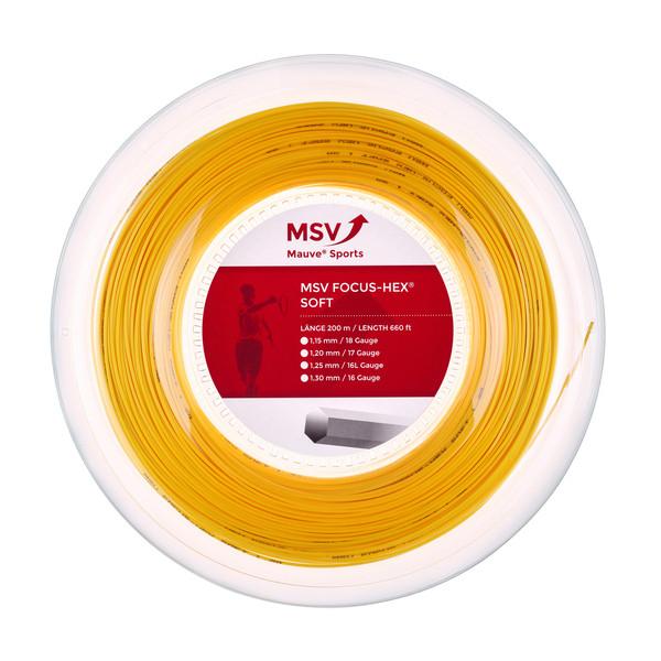 MSV Focus HEX Soft 1.20 gelb