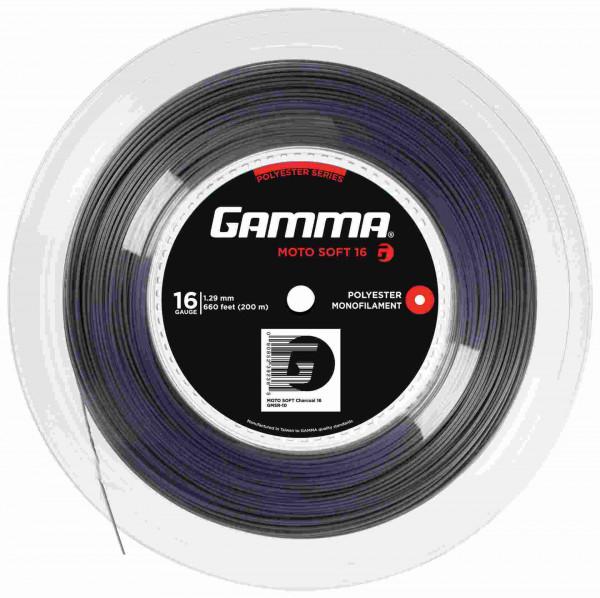 Gamma Moto Soft 16 dunkelgrau