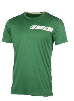 Dunlop Men Crew Tee green/white