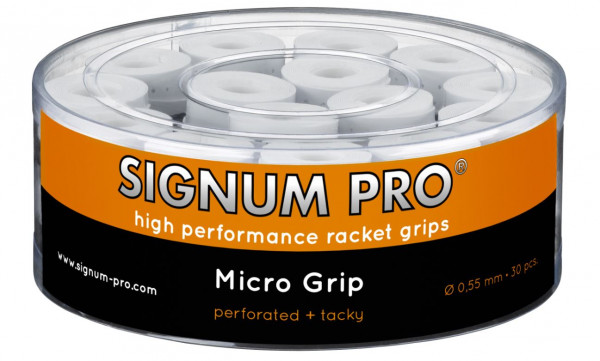 Signum Pro Micro Grip x 30 weiß