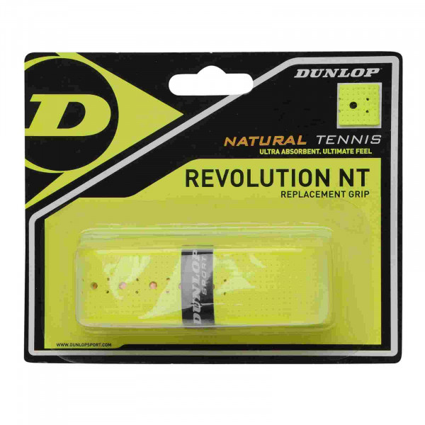 Dunlop REVOLUTION NT Replacement Grip gelb