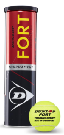Dunlop Fort Tournament 4er