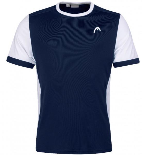 Head Vision Davies T-Shirt dark blue/white