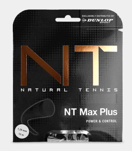 Dunlop NT Max Plus 1.25 schwarz 12m