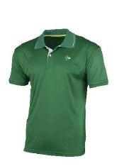 Dunlop Men Polo green/white