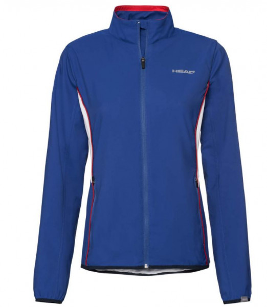 Head Club Jacket Girls royal
