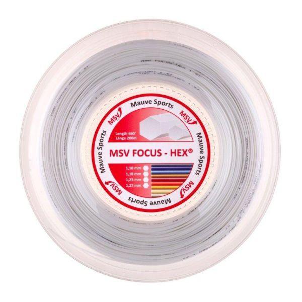 MSV Focus-HEX weiß 1.27