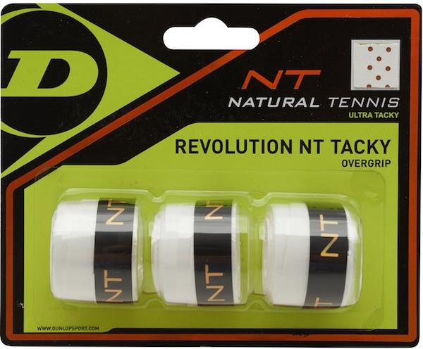 Dunlop REVOLUTION NT Tacky Overgrip weiß