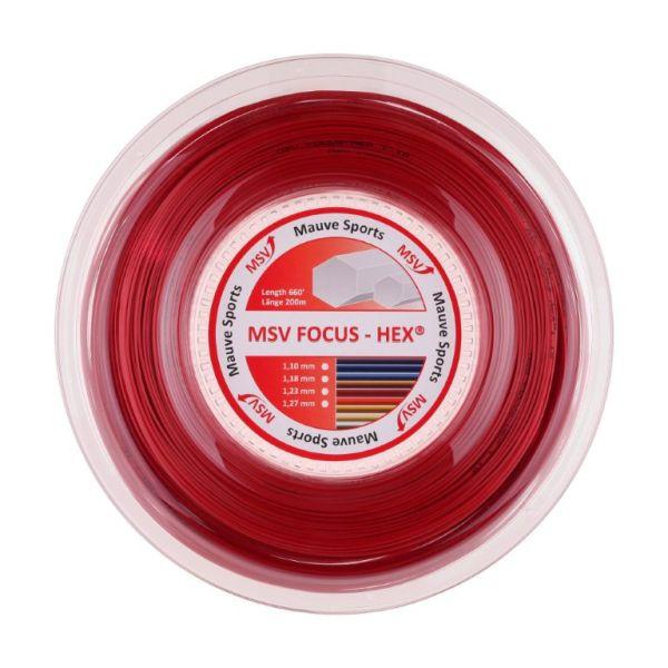 MSV Focus-HEX rot 1.27