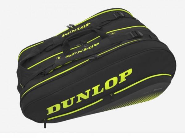 Dunlop SX Performance 12 Racket Thermo schwarz/gelb