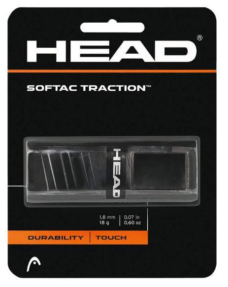Head Softac Traction x 1 schwarz