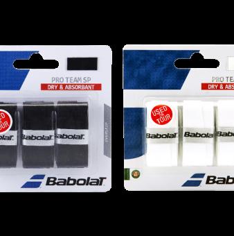 Babolat Pro Team SP x 3 weiß