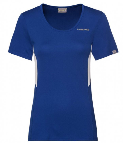 Head Club Tech T-Shirt W royal