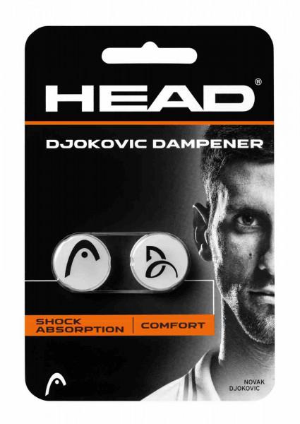 Head Djokovic Dampener weiß