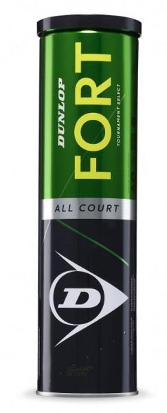 Dunlop Fort All Court TS 4er gelb